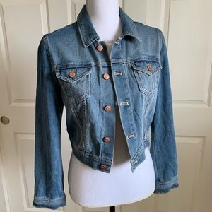 Divided by HM Stretch Jean Denim Jacket 8